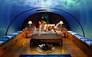Love in Underwater-bedroom