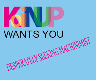 Desperately Seeking Machinimists
