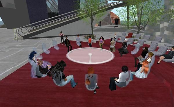 VWER meeting on machinima, May 26, 2011