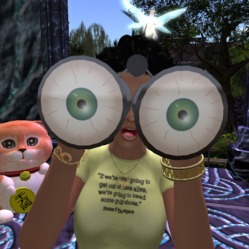 studio sidhe binoculars!