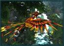 Phoenix in Elven Realm