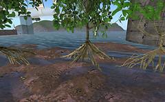 spot the mudskipper :-)