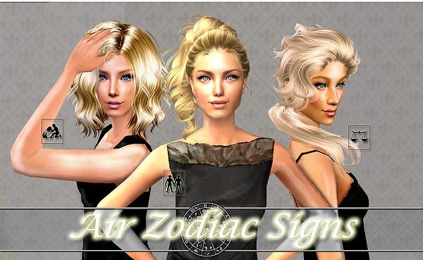 Air Zodiac Eyes