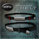 Black Leather Belt (No2)