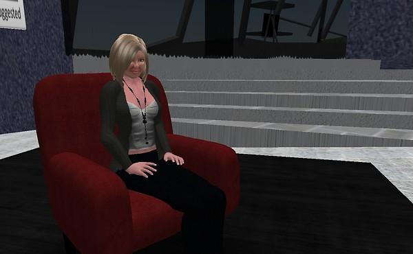 Maria Korolov talks at VWER