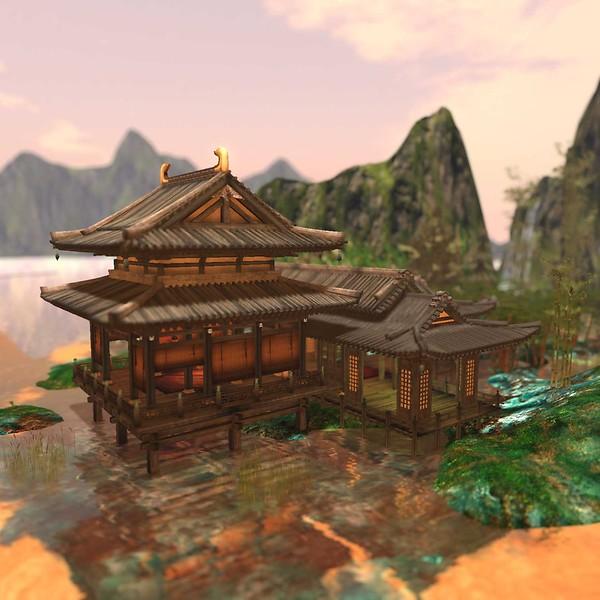 asian inspired - torley.linden