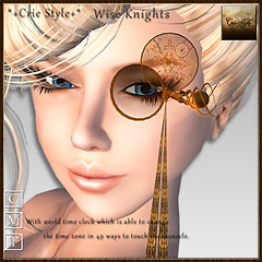 *+Crie Style+* Wise Knights