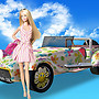 ChichiofLondon_Barbiecar