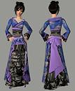 Premio Round Asia Kimono