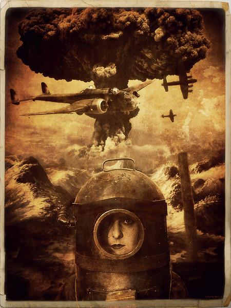 War. War never changes