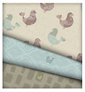 Tweet Tweet fabric textures