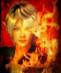 """""""C'è un fuoco che arde in fondo alla notte."""""""