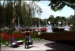 SL8B Park Stage