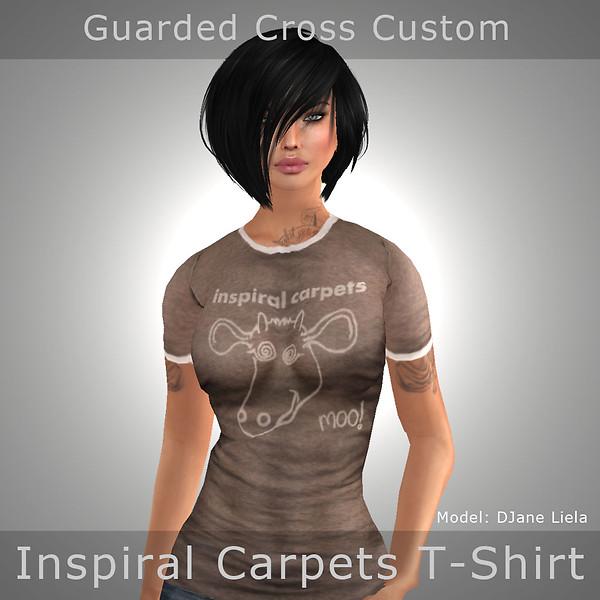 Inspiral Carpets T Shirts Uk - Carpet Vidalondon