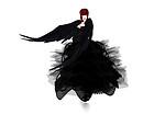_ Arm wings black 2