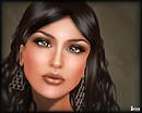 Maizon Rayna - Closeup