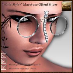 *+Crie Style+* Maestoso-SilentSilver