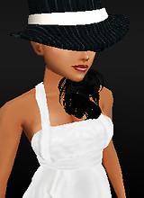 Woman Pimp Hat Wallpaper3