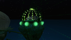 Alien Isles Closing Party (The Invisible Band) 1
