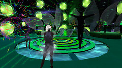 Alien Isles Closing Party (The Invisible Band) 2