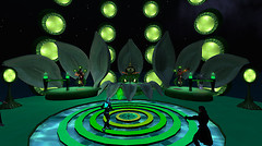 Alien Isles Closing Party (The Invisible Band) 6