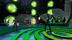 Alien Isles Closing Party (The Invisible Band) 7