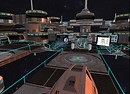 Ayn Rand Station Flight Deck - spiral.theas