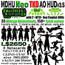 MDHU Neo TKD AO HUD