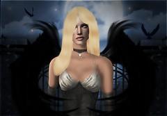 Thanatos, L'angelo Nero.