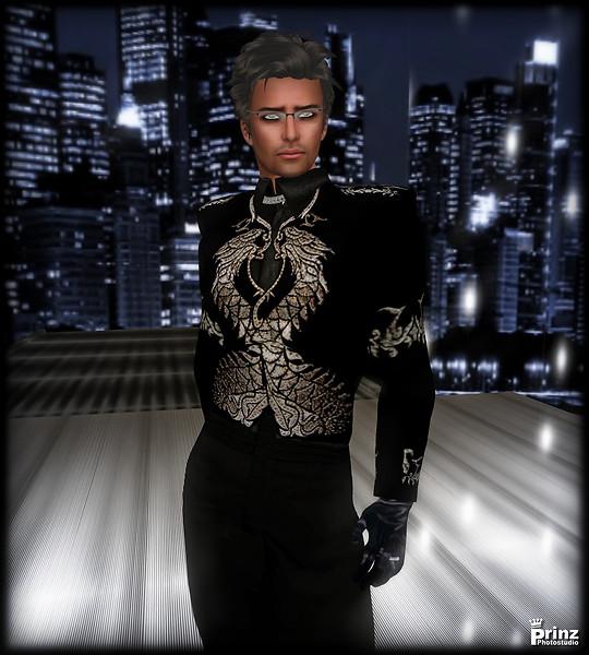 Ludwig Prinz - ♛ MR VIRTUAL WORLD 2011 - SPAIN ♛
