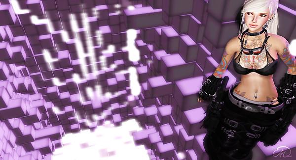 Illuminating Cube Experiment