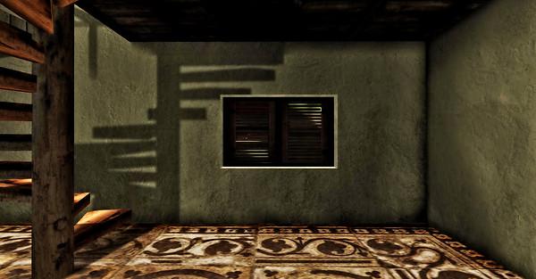 Walls, Doors and Empty Rooms 8