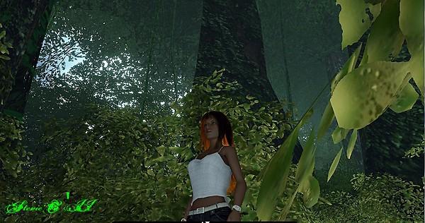 Blue Mars Jungle......