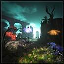 Night flowers -Horizon Dream-