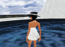 Computer Blue Vacation IV