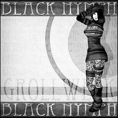 Black Nymph Promo