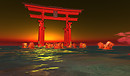 Sunset Torii2_001