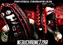 NebuchadNezzar - NDN - Industrial Cybergoth Gear