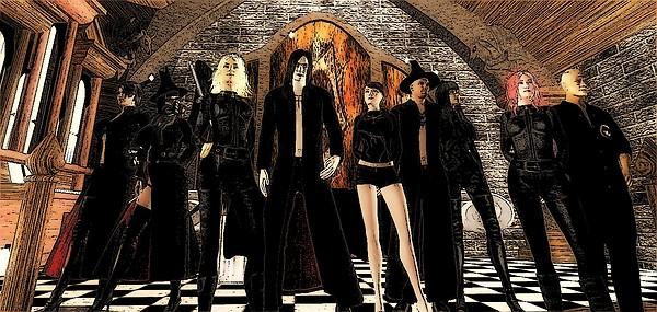 darkwood clan