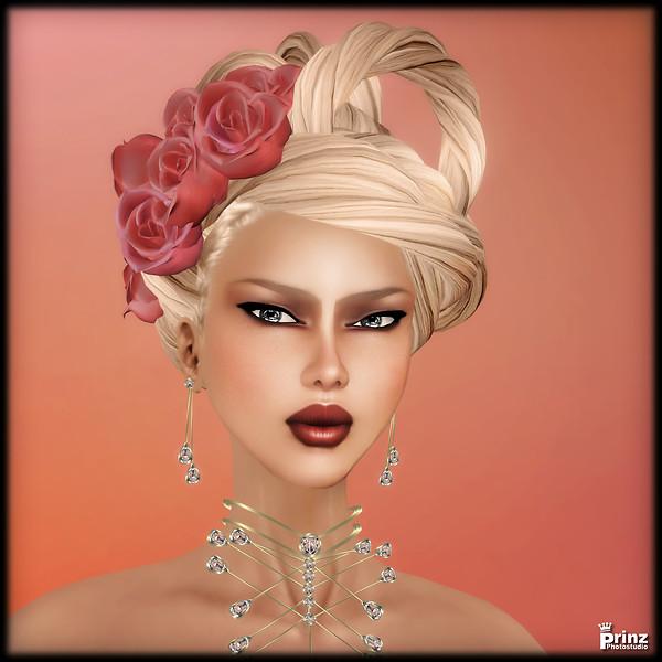 AriaLee Miles - Closeup