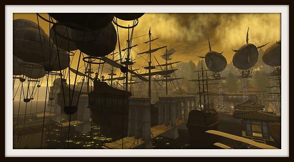 Sea Sky Port