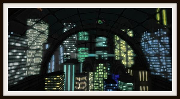 Koreshan Windowscape 2