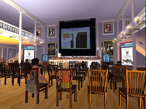 The Future of Commerce in Second Life