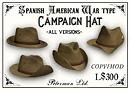 Span Am hats