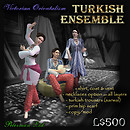 Turkish ensemble