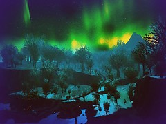 3D Northern Lights
