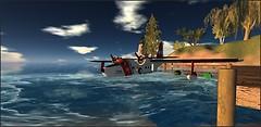HU-16 coast guard