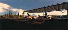 OLDS AFB_F-105 & F-16
