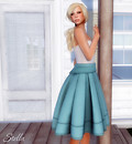Ingenue skirt and bodice (Luna)