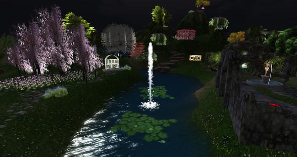 Daydream Island - midnight
